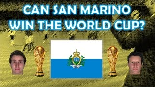Can San Marino Win the World Cup? | Part 2 | Football Manager Experiment