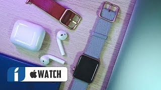 Las 9 apps imprescindibles para Apple Watch 2018