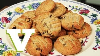 Gluten Free Seed And Raisin Cookies: Food For All S01e6/8