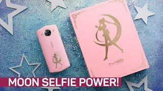 Sailor Moon phone vanquishes evil, takes great selfies