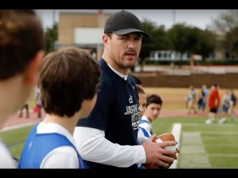 Former Dallas Cowboys Jason Witten talks about not being in the NFL