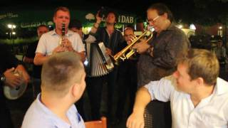 Arturo Sandoval in Ohrid, Macedonia after concert