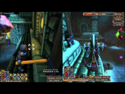 Dungeon Defenders Tutorial - Fastest XP & Power Leveling to 83