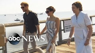 Prince Harry hopes pregnant wife Meghan Markle has a girl