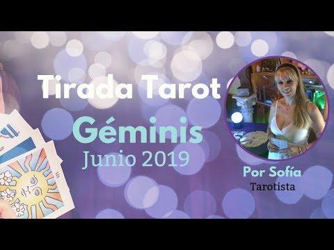 Tirada Tarot Géminis Junio 2019 ♊