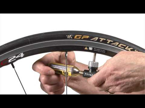 Inflate Your Tires with CO2