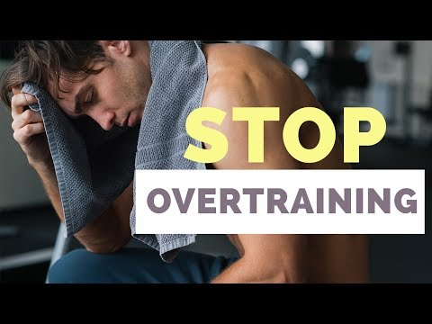 Overtraining Is KILLING Your Gains! (How Much Is Too Much?) | Mind Pump TV