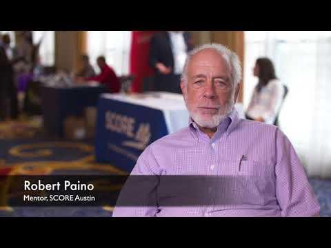 SCORE Austin President Bob Paino
