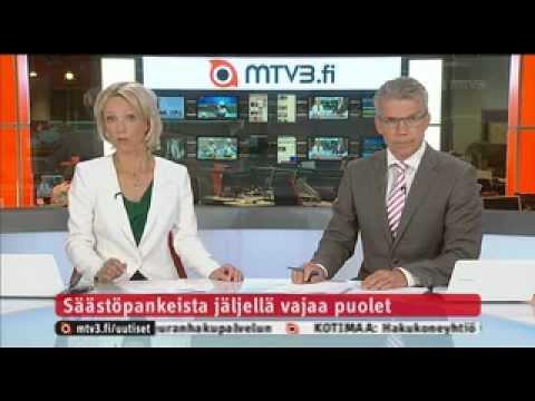 Mia Kristiina (MIJAS NATURAL) para MTV3 (TV FINLANDESA)