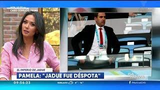 Pamela Díaz contó detalles sobre Sergio Jadue y su esposa - LA MAÑANA