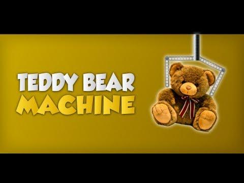 Teddy Bear Machine Game