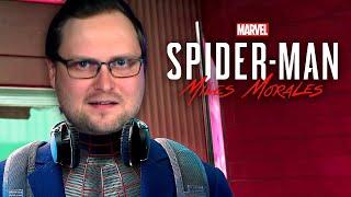 ШКОЛЬНЫЕ ГОДЫ ПАУКА ► Spider-Man: Miles Morales #8