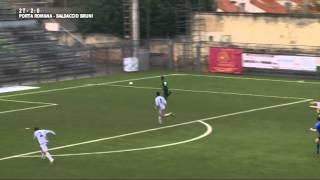 Porta Romana-Baldaccio Bruni 2-1 Eccellenza Play-off