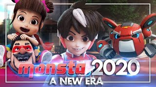 MONSTA 2020 - A NEW ERA!