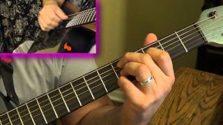 Guitar Tutorial - Holding Back the Years - Simply Red