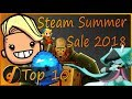 Steam Summer Sale 2018 - Top Ten