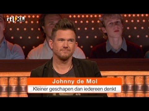 Johnny de Mol: 'Kleiner geschapen dan iedereen denkt'  WEET IK VEEL