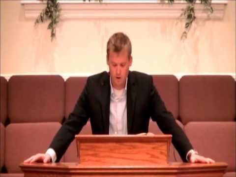 The Reward of the Faithful  English Christian Sermon by   Andy Baker