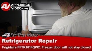 Door Gasket replacement - Frigidaire, Electrolux refrigerator