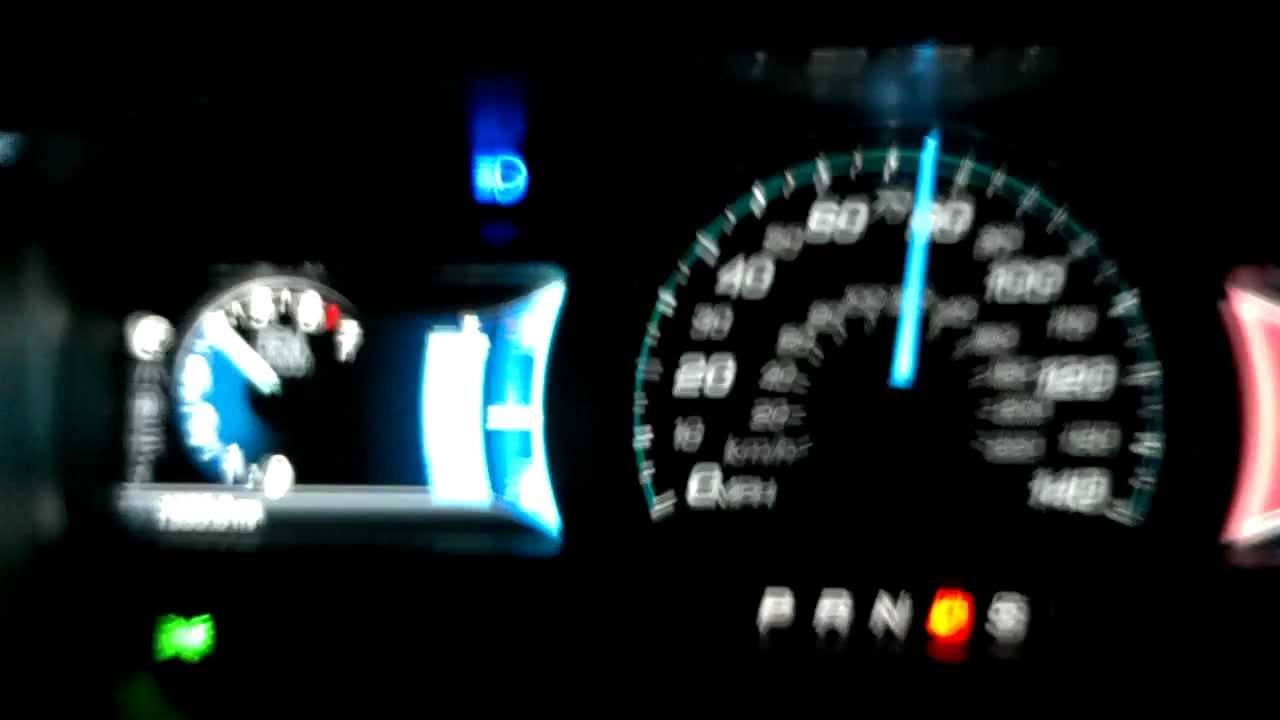 2013 Ford Taurus SHO Ecoboost 0 60