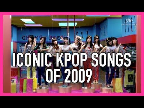 ICONIC K-POP SONGS OF 2009 -2009년도 대표곡 모음
