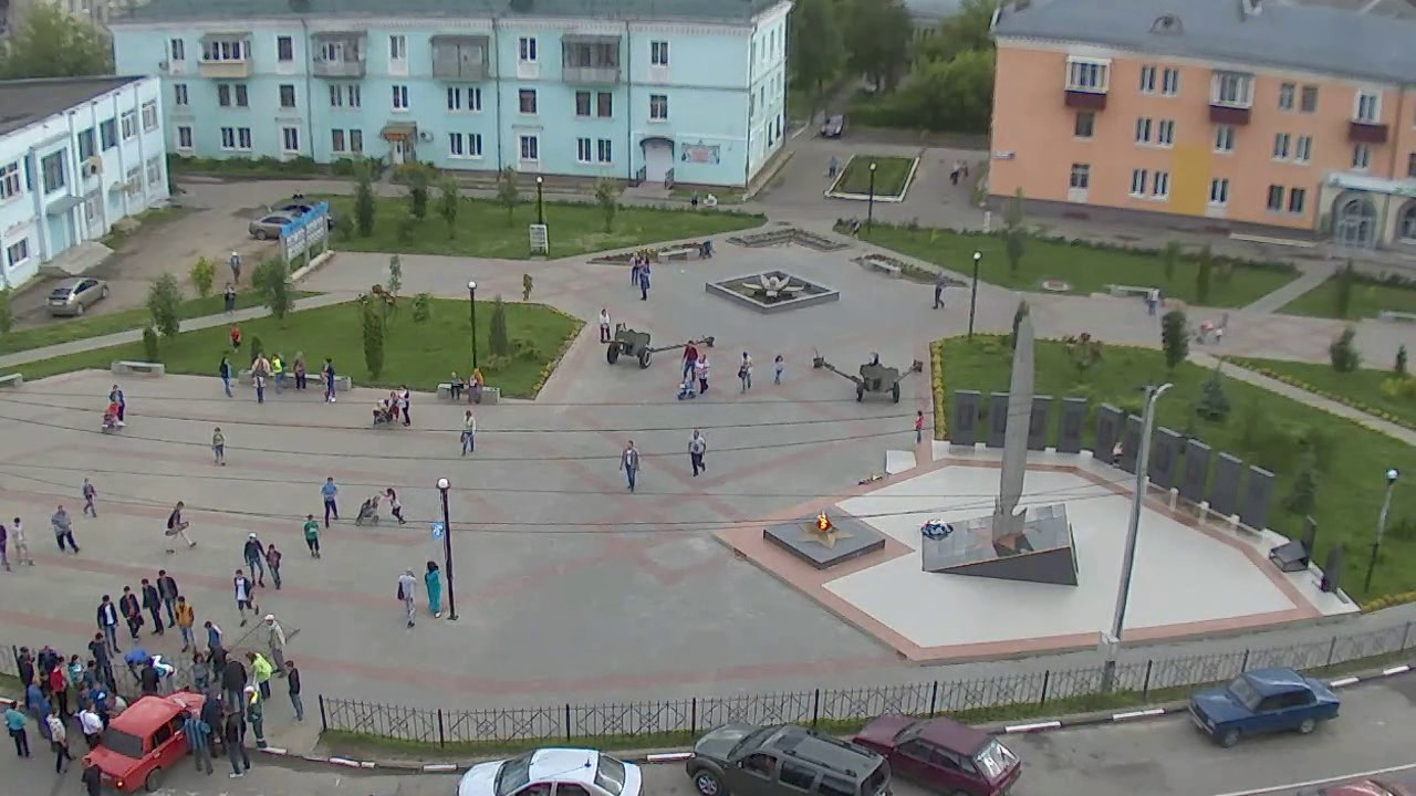 Пьяный водитель въехал в толпу на обочине в Калужской области