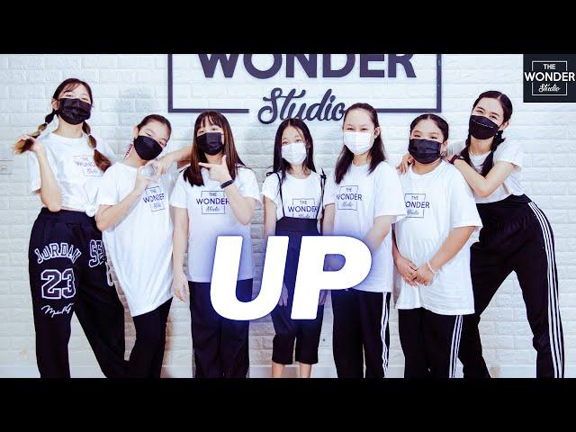 UP - Cardi B | Dance Video by TheWonderStudio