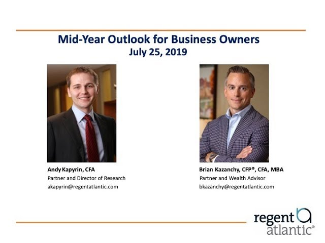 Mid-Year Outlook for Business Owners