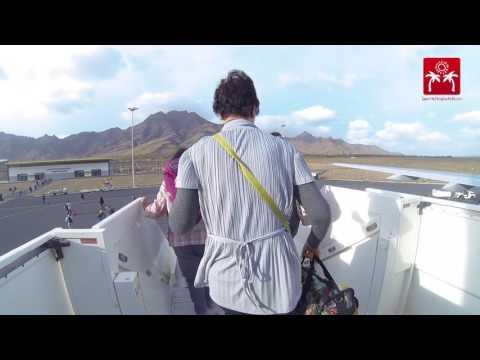 São Vicente   Landing   Arrival   Airport