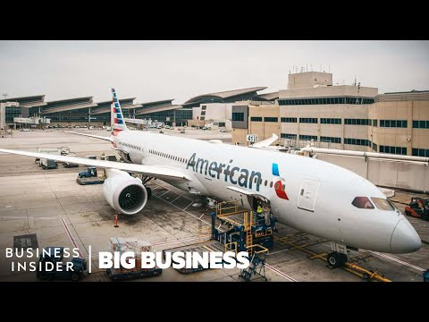 How 715,000 Pounds Of Cargo Moves Through Dallas Fort Worth Airport In 24 Hours | Big Business