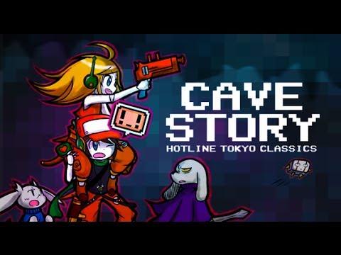 Hotline Tokyo Classics 『洞窟物語』 Part1