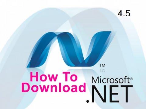 download net framework 4.5 2 offline installer