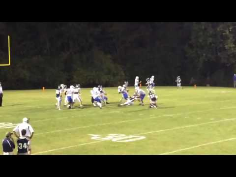 Patrician Academy vs Sumter Academy Highlights: 10/14/16