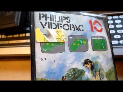My Videopac Collection Part 1 {ENGLISH}