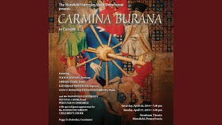 Carmina Burana: Blanziflor et Helena: Ave formosissima (Live)