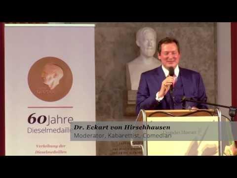 60 Jahre Dieselmedaille: (3) Beste Medienkommunikation