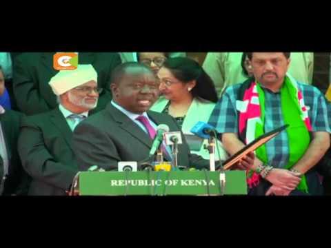 Kenyans of Asian heritage declared Kenya's 44th tribe