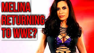 REPORT: Melina Perez Possibly Returning To WWE & If So, It's A BIG GRAB For The WWE Women's Division