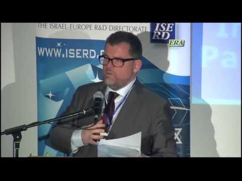 H2020 Israel Launch Event - John Bell - 3.2.14 - אירוע השקת