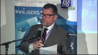 H2020 Israel Launch Event - John Bell - 3.2.14 - אירוע השקת הורייזן 2020 בישראל - ג