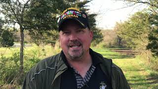 Testimonial for Camp Valor Outdoors!