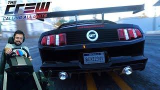 Срочная посылка в Нью-Йорке и покупка Великого Широкого The Crew на PS4 + Руль Fanatec CSL Elite PS4