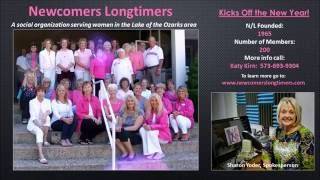 Newcomers Longtimers 2016 KICK OFF with Sharon Yoder
