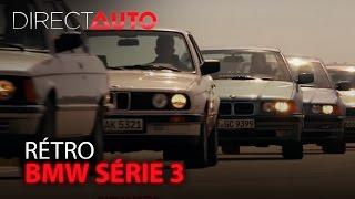 La BMW série 3 dans tous ses états - DIRECT AUTO
