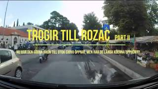 Trogir till Rozac