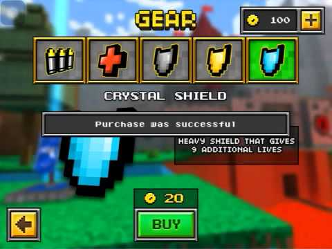 Pixel Gun 3D Cheat Engine