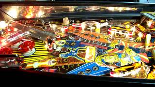 Heavy Metal Meltdown Pinball