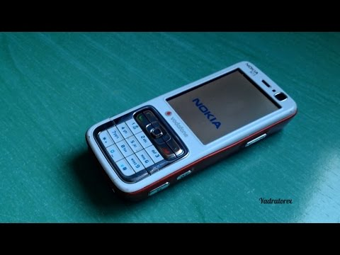 Nokia N73 retro review (old ringtones, themes, and more)