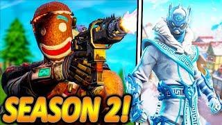 SEASON 2 MODUS IST ZURÜCK!💎🔥   NEUER SCHNEEFUSS SKIN!❄️   NEUES UPDATE!   Fortnite Battle Royale
