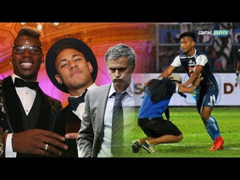 Neymar Ajak Pogba Ke PSG - Pelanggaran Arema vs Persebaya (Berita Bola Terlengkap 9/10/18)